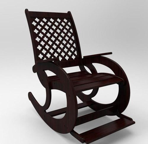 Кресло-качалка Классик